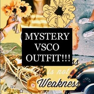 >MYSTERY VSCO OUTFIT<
